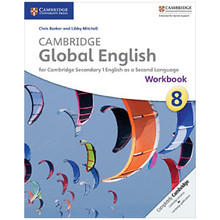 Cambridge Global English Stage 8 Workbook with Audio CD - ISBN 9781107657717