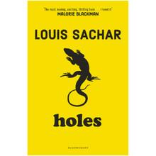 Holes - ISBN 9781408865231