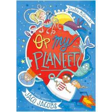 Op My Planeet: Die Beste Rympies van Jaco Jacobs (Afrikaans, Hardcover) - ISBN 9780799390636