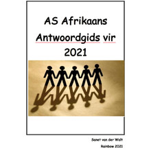 AS Afrikaans Antwoordgids for 2021