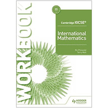 Hodder Cambridge IGCSE International Mathematics Workbook (2nd Edition) - ISBN 9781510421639