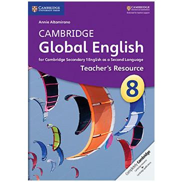 Cambridge Global English Stage 8 Teachers Resource CD-ROM - ISBN 9781107691032