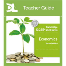 Hodder Cambridge IGCSE and O Level Economics Online Teacher Guide (2nd Edition) - ISBN 9781510424135