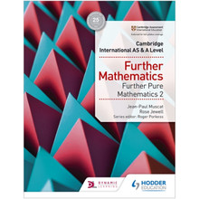 Hodder Cambridge International AS & A Level Further Mathematics Further Pure Mathematics 2 - ISBN 9781510421790