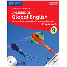 Cambridge Global English Stage 9 Coursebook with Audio CD - ISBN 9781107689732