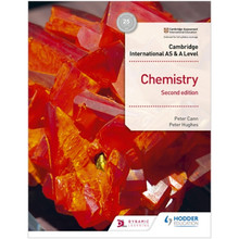 Cambridge International AS & A Level Chemistry Student's Book (2nd Edition) - ISBN 9781510480230