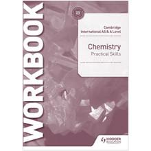 Hodder Cambridge International AS & A Level Chemistry Practical Skills Workbook - ISBN 9781510482852