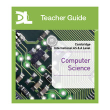 Hodder Cambridge International AS & A Level Computer science Online Teacher Guide - ISBN 9781510457652