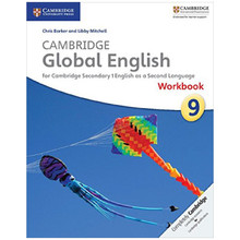 Cambridge Global English Stage 9 Workbook with Audio CD - ISBN 9781107635203