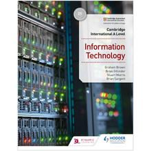 Hodder Cambridge International A Level Information Technology Student's Book 2 - ISBN 9781398306981