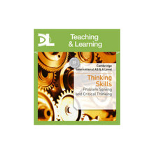 Hodder Cambridge International AS & A Level Thinking Skills Online Teacher Guide - ISBN 9781510424203