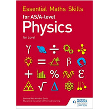 Hodder Essential Maths Skills for AS and A Level Physics Resource Book - ISBN 9781471863431