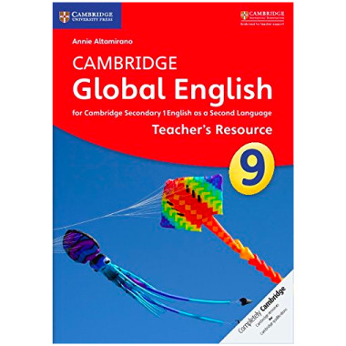Cambridge Global English Stage 9 Teacher's Resource CD-ROM - ISBN 9781316603079