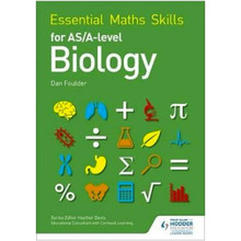 Hodder Essential Maths Skills for AS and A Level Biology Resource Book - ISBN 9781471863455