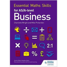 Hodder Essential Maths Skills for AS and A Level Business Resource Book - ISBN 9781471863479