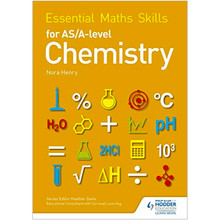 Hodder Essential Maths Skills for AS and A Level Chemistry Resource Book - ISBN 9781471863493