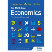 Hodder Essential Maths Skills for AS and A Level Economics Resource Book - ISBN 9781471863509