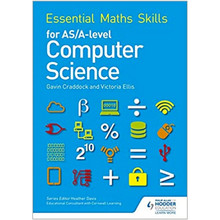 Hodder Essential Maths Skills for AS and A Level Computer Science Resource Book - ISBN 9781471863578