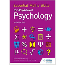 Hodder Essential Maths Skills for AS and A Level Psychology Resource Book - ISBN 9781471863530