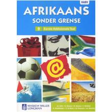 Afrikaans Sonder Grense Afrikaans Eerste Addisionele Taal Graad 9 Leerderboek - ISBN 9780636119796