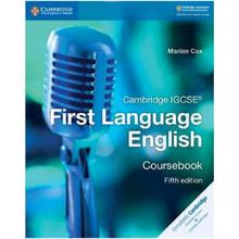 Cambridge IGCSE First Language English Coursebook - ISBN 9781108438889