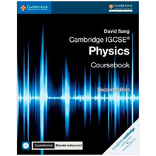 Cambridge IGCSE® Physics Coursebook with CD-ROM and Cambridge Elevate Enhanced Edition (2 Years)
