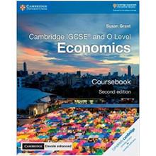Cambridge IGCSE and O Level Economics Coursebook with Elevate Enhanced Edition (2 Years) - ISBN 9781108339261