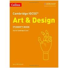 Collins Cambridge IGCSE Art and Design Student's Book - ISBN 9780008250966