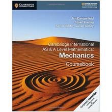 Cambridge International AS & A-Level Mathematics Mechanics 1 - ISBN 9781108407267
