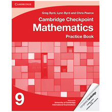 Cambridge Checkpoint Mathematics Practice Book 9 - ISBN 9781107698994
