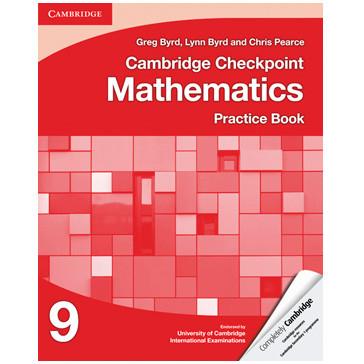 Cambridge Checkpoint Mathematics Practice Book 9 - ISBN 9781107698994