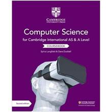 Cambridge International AS & A Level Computer Science Coursebook - ISBN 9781108733755