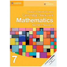 Cambridge Checkpoint Mathematics Teacher's Resource CD-ROM 7 - ISBN 9781107693807