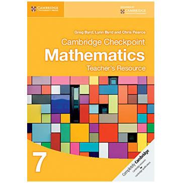 Cambridge Checkpoint Mathematics Teacher's Resource CD-ROM 7 - ISBN 9781107693807