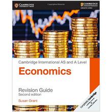 Cambridge International AS & A Level Economics Revision Guide - ISBN 9781316638095