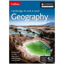 Collins Cambridge AS & A Level Geography Student Book - ISBN 9780008124229