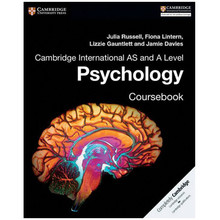 Cambridge International AS and A Level Psychology Coursebook - ISBN 9781316605691