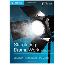 Structuring Drama Work (3rd Edition) - ISBN 9781107530164