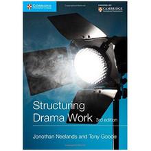 Structuring Drama Work (3rd Edition) - ISBN 9781107530164