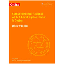 Cambridge AS and A Level Digital Media and Design Student's Book - ISBN 9780008251000