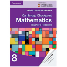 Cambridge Checkpoint Mathematics Teacher's Resource CD-ROM 8 - ISBN 9781107622456