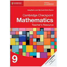 Cambridge Checkpoint Mathematics Teacher's Resource CD-ROM 9 - ISBN 9781107693975