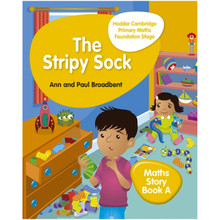 Hodder Cambridge Primary Maths Story Book A Foundation Stage - ISBN 9781510431850