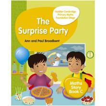Hodder Cambridge Primary Maths Story Book C Foundation Stage - ISBN 9781510431881