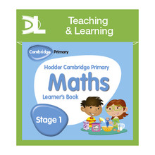 Hodder Cambridge Primary Maths Online Digital Resource Pack 1 Dynamic Learning - ISBN 9781510425934