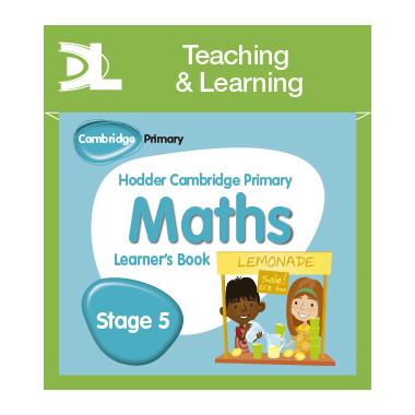 Hodder Cambridge Primary Maths Online Digital Resource Pack 5 Dynamic Learning - ISBN 9781510426030