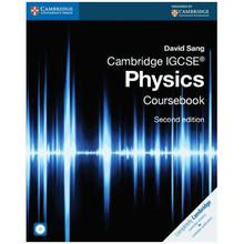 Cambridge IGCSE Physics Coursebook with CD-ROM - ISBN 9781107614581