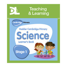 Hodder Cambridge Primary Science Online Digital Resource Pack 1 Dynamic Learning - ISBN 9781510426078