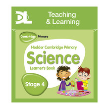 Hodder Cambridge Primary Science Online Digital Resource Pack 4 Dynamic Learning - ISBN 9781510426115