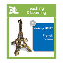 Hodder Cambridge IGCSE™ French Teaching and Learning Resources Third Edition - ISBN 9781510447783